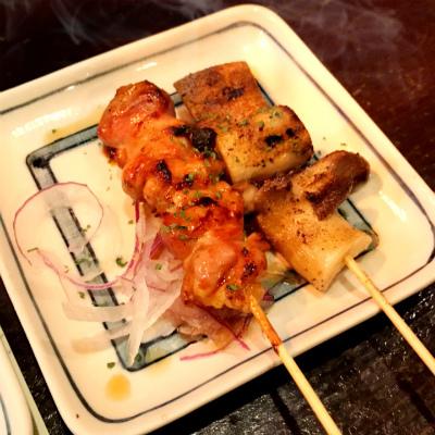 大阪池田の美味しい~~焼き鳥屋さん「照の家」