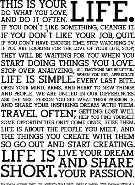 自分の人生を生きていますか
